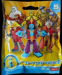 6 Units of Imaginext Blind Packs - Baby Toys