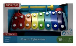 4 Units of Fisher Price Classic Xylophone - Baby Toys