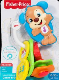 6 Units of Fp Laugh Learn Play Go Keys - Baby Toys