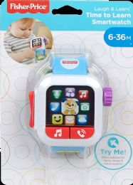 4 Units of FisheR-Price Baby Laugh & Learn Time To Learn Smartwatch - Baby Toys