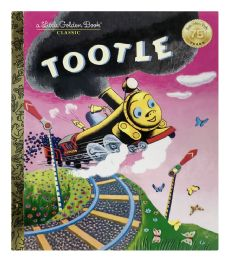4 Units of A Little Golden Book Classic Tootle - Books