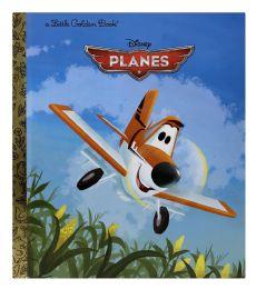 4 Units of A Little Golden Book Disney Planes - Books