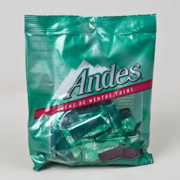 12 Units of Candy Andes Mint Thins 2.75 oz - Food & Beverage
