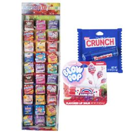 150 Units of Lip Balm Candy Flavored 150 Ct Power Panel 15 Assorted - Personal Care Items
