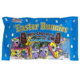 24 Units of Easter Candy Chocolate Flavored - Food & Beverage