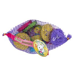 18 Units of Easter Candy Double Crisp Bunny - Food & Beverage