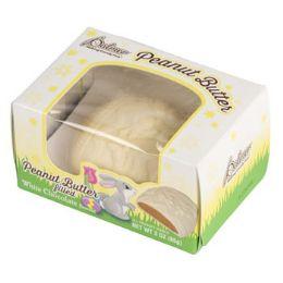 16 Units of Easter Candy White Choc Egg Pnut - Food & Beverage
