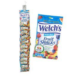 48 Units of Fruit Snack Welchs 2.25 Oz Bag - Food & Beverage