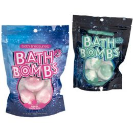 12 Units of Bath Bombs 3pk 5.3 Oz Each - Bath And Body