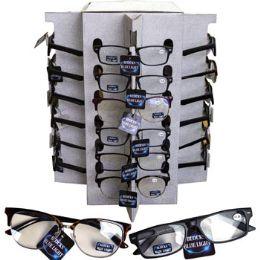48 Units of Readers Blue Light Blockers Asst Powers #blr48d - Eye Wear