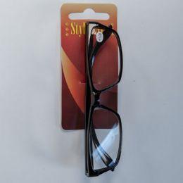 72 Units of Readers With Mdse Strip 7 Powers Acrylic Frames - Eye Wear