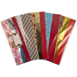 48 Units of Tissue Paper Deluxe 30sht - Party Paper Goods