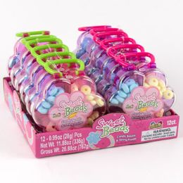 144 Units of Candy Sweet Beads Diy Jewelry w/ - Food & Beverage
