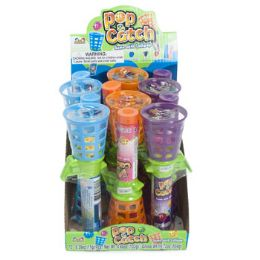 144 Units of Candy Pop & Catch With Lollipop - Food & Beverage