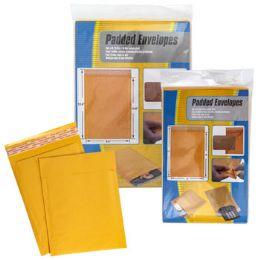 24 Units of Mailing Envelopes Manila Padded - Envelopes