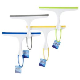 48 Units of Squeegee 9.5in White W/4ast - Hardware