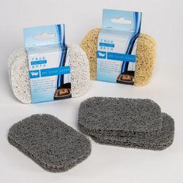 48 Units of Soap Saver 3pk Pvc 3asst Colors - Scouring Pads & Sponges