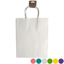 36 Units of Gift Bag 2pk Large Kraft Paper - Gift Bags Assorted