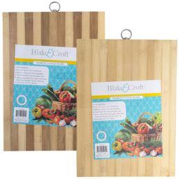 12 Units of Cutting Board Bamboo 2ast - Cutting Boards