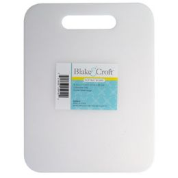 24 Units of Cutting Board 8.5x11in White Pp Plastic B&c Label - Cutting Boards