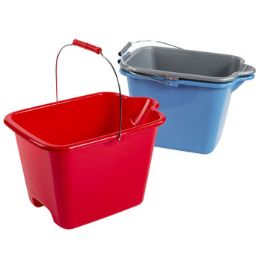 20 Units of Bucket Plastic With Handle - Store