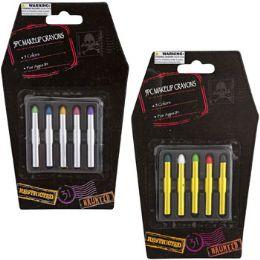 48 Units of Makeup Crayon Kit 5pc 2ast - Assorted Cosmetics