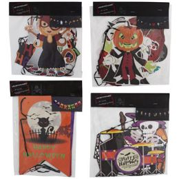 36 Units of Garland Paper Banner Halloween - Hanging Decorations & Cut Out