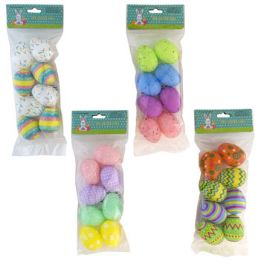48 Units of Easter Egg Printed 8pk 4ast - Easter