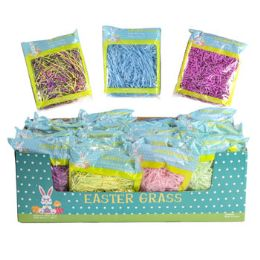36 Units of Easter Grass 1.5oz 36pc Pdq - Easter