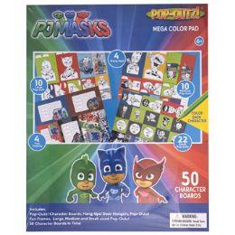 20 Units of Color Pad Mega 16x20 Pop Outz - Coloring & Activity Books
