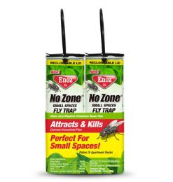 6 Units of Fly Trap 2pk Reclosable Bottle - Camping Gear