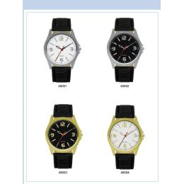 12 Units of 40M - 48091-ASST - Men's Watches