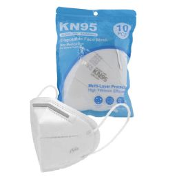 50 Units of Kn95 Respirator Face Cover - PPE