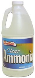 8 Units of Ammonia 64 Oz Clear Maximum 5 Cases - Cleaning Products