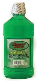 18 Units of Sweet Talk Mouthwash 16.7 Oz Mint Flavor Made In Usa - Toothbrushes and Toothpaste