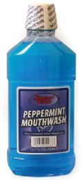 18 Units of SWEET TALK MOUTHWASH 16.7 OZ PEPPERMINT FLAVOREDMADE IN USA - Toothbrushes and Toothpaste