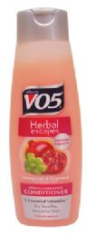 6 Units of VO5 CONDITIONER 12.5 OZ POMEGRANATE AND GRAPESEED - Soap & Body Wash