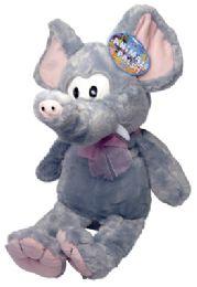 6 Units of Plush Elephant 22 Inch - Plush Toys