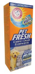 6 Units of Arm And Hammer Carpet Odor Eliminator 30 Oz Plus Oxi Clean Pet Fresh - Pet Accessories