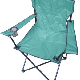 6 Units of CAMPING CHAIR 20 X 20 X 33 INCH DARK GREEN - Camping Gear