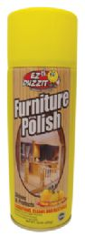 24 Units of Furniture Polish 10 Oz Fresh Lemon Scent - Cleaning Products