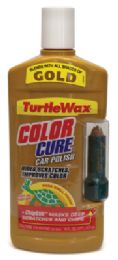 12 Units of Turtlewax Color Cure Car Polish - Auto Cleaning Supplies