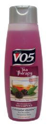 6 Units of Vo5 Shampoo 12.5 Oz Blackberry Sage Tea - Shampoo & Conditioner