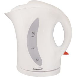 12 Units of Brentwood Cordless Kettle 1.7 Liter White Cetl Listed - Kitchen Gadgets & Tools