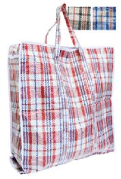 36 Units of PE LAUNDRY BAG 18.5 X 18.5 X 5.5 INCH - Laundry  Supplies