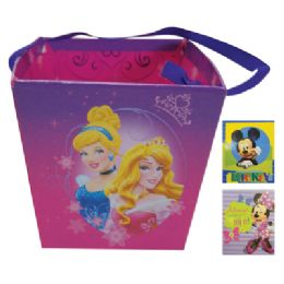 24 Units of DISNEY DESK TOP BOX ASSORTED DESIGNS - Storage Holders and Organizers