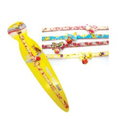 24 Units of CAT COLLAR WITH BELL COLORS AND DESIGN MAY VARY - Pet Collars and Leashes