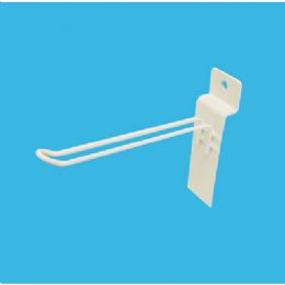 100 Units of Slatwall Euro Hook 4 Inch - Hooks