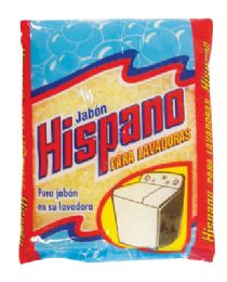 24 Units of Hispano Powder Laundry Soap 14 oz - Laundry  Supplies