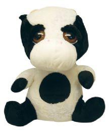 12 Units of Plush Cow 18 Inch Jumbo - Plush Toys